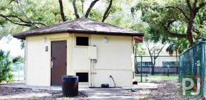 Woodville Dog Park Restroom