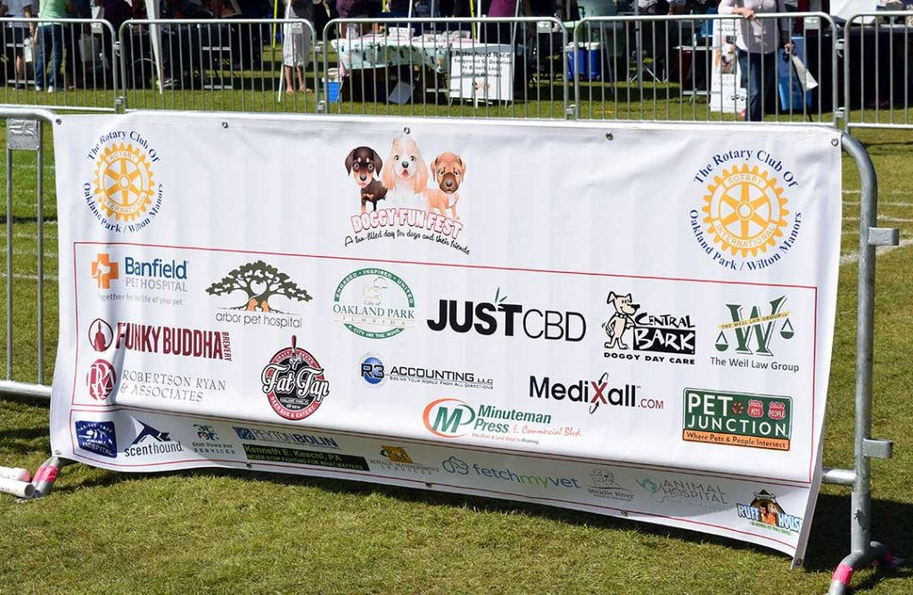 Doggy Fun fest Sponsors