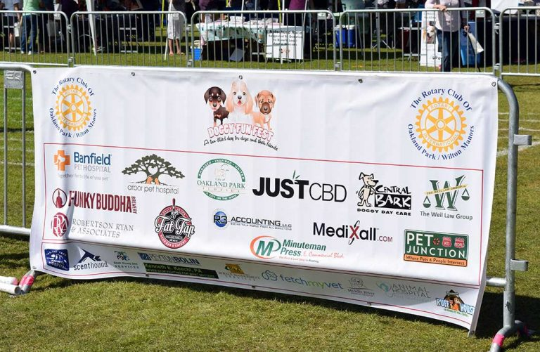 Doggy Fun fest Sponsors