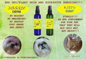 Organic Companion Shedding