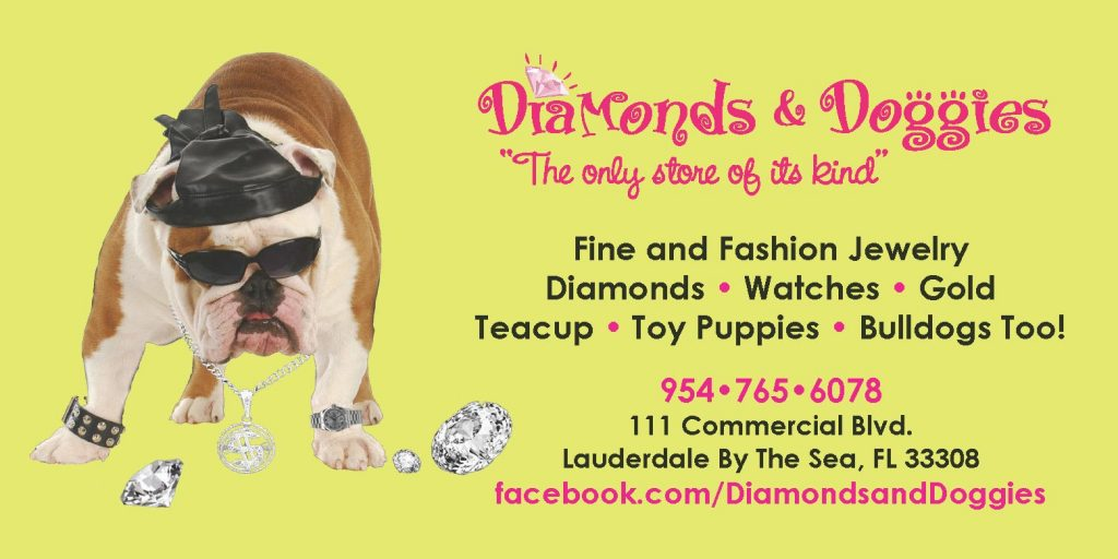 Diamonds and Doggies Website