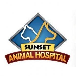 Sunset Animal Hospital Logo