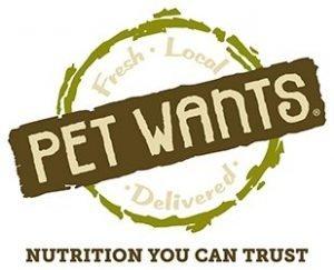 Pet Wants Logo Website